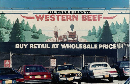 Western Beef Historical Images